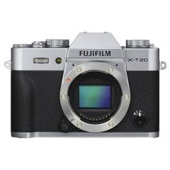 Fujifilm FinePix X-T20 Body Zilver