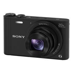 Sony DSC-WX350 Zwart