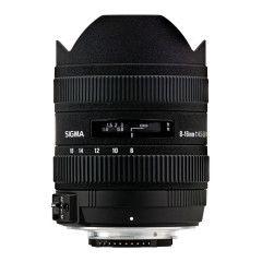 Sigma 8-16mm f/4.5-5.6 DC HSM Nikon