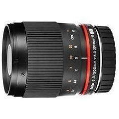 Samyang 300mm Reflex f/6.3 ED UMC CS Canon Zwart