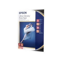 Epson Ultra Glossy 10x15 Photo Paper 300g 50vel (S041943)