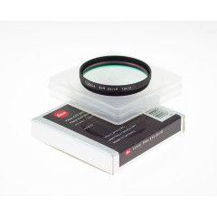 Leica IR/UV Filter E49 Black