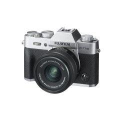 Fujifilm Finepix X-T20 Zilver + XC 15-45mm