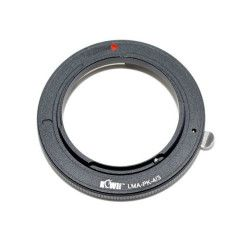 Kiwi Photo Lens Mount Adapter Camera (LMA-PK_4/3)