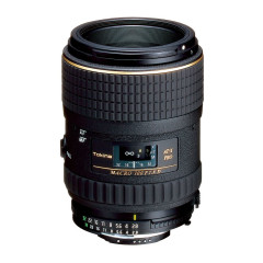 Tokina 100mm f/2.8 AT-X Pro D Macro Nikon