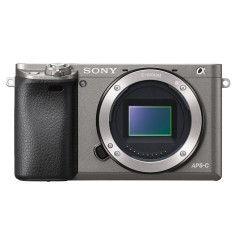 Sony A6000 Body Grijs