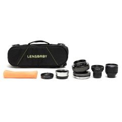 Lensbaby Composer Pro II system kit Canon