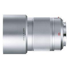 Leica Summilux-TL 35mm f/1.4 Asph - Zilver