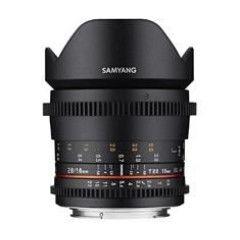 Samyang 16mm T2.6 ED AS UMC VDSLR Fuji X