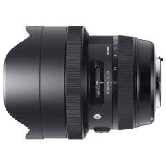 Sigma 12-24mm f/4.0 DG HSM Art Canon