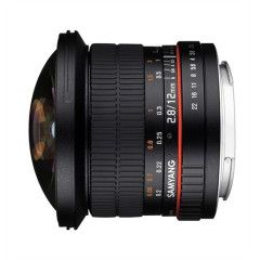Samyang 12mm f/2.8 ED AS NCS Fisheye Canon EF-M