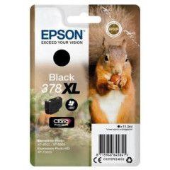 Epson Black 378XL Eekhoorn Clara Photo HD Ink