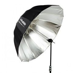 Profoto Paraplu Diep Zilver - L 130cm