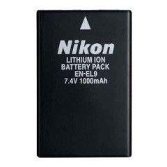 Nikon EN-EL9 accu