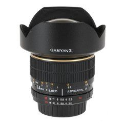Samyang 14mm f/2.8 ED AS IF UMC Nikon AE