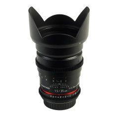 Samyang 35mm T1.5 ED AS UMC Canon