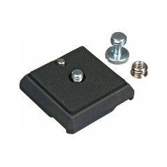 Gitzo GS5370C Quick Release plaat 1/4+3/8 inch