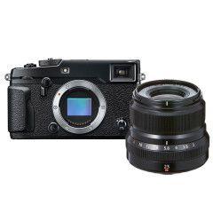 Fujifilm X-Pro2 Zwart + XF 23mm