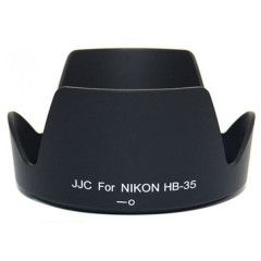 JJC LH-35 Zonnekap voor Nikon 18-200/3.5-5.6G ED VR I en II
