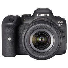 Canon EOS R6 + RF 24-105mm F/4.0-7.1 STM