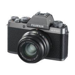 Fujifilm X-T100 Zilver + XC 15-45mm