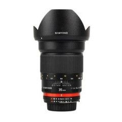 Samyang 35mm f/1.4 AS UMC Sony E
