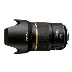 Pentax HD D-FA 50mm f/1.4 SDM AW Zwart
