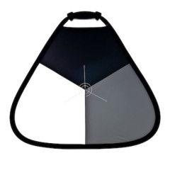 Lastolite Tribalance 75cm Grijs/Wit/Zwart/Zilver