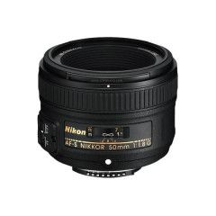 Nikon AF-S 50mm f/1.8G Special Edition SD