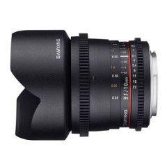 Samyang 10mm T3.1 VDSLR ED AS NCS CS II Canon EF