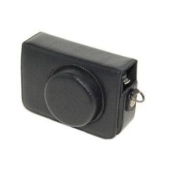 ONE OC-LX3F Leathercase Zwart voor Panasonic LX3/LX5