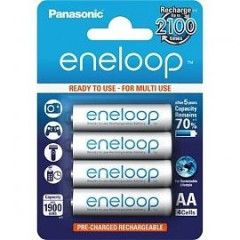 Eneloop AA Batterijen (4 stuks)