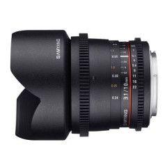 Samyang 10mm T3.1 VDSLR ED AS NCS CS II Sony E