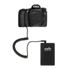 Jupio Power Vault DSLR LP-E8 - 28 Wh