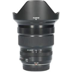 Tweedehands Fujifilm XF 10-24mm f/4.0 R OIS - Zwart CM5336