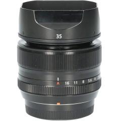 Tweedehands Fujifilm XF 35mm f/1.4 R CM4110