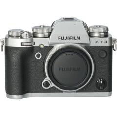 Tweedehands Fujifilm X-T3 Body Zilver CM3739