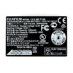 Fujifilm NP-T125 accu voor GFX 50S & GFX 50R
