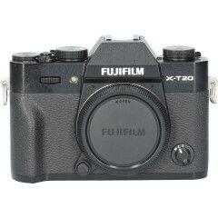Tweedehands Fujifilm FinePix X-T20 Body Zwart CM1644