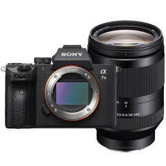 Sony A7 III + 24-240mm