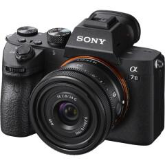 Sony A7 III + 24mm