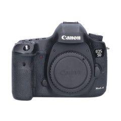 Tweedehands Canon EOS 5D Mark III Body Sn.:CM1821