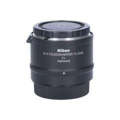 Tweedehands Nikon TC-20E III alleen voor AF-S objectieven Sn.:CM2718