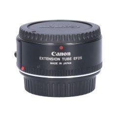 Tweedehands Canon EF tube 25mm Sn.:CM3456