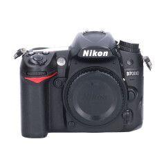 Tweedehands Nikon D7000 Body Sn.:CM4846