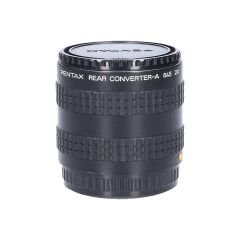 Tweedehands Pentax SMC 645 2.0x teleconverter Sn.:CM5023
