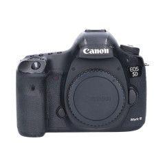 Tweedehands Canon EOS 5D Mark III Body Sn.:CM0631