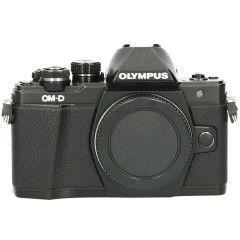 Tweedehands Olympus OM-D E-M10 Mark II Body Zwart Sn.:CM0132
