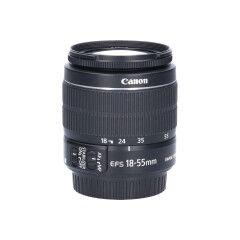 Tweedehands Canon EF-S 18-55mm f/3.5-5.6 IS II CM8501