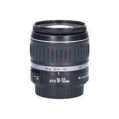 Tweedehands Canon EF-S 18-55mm f/3.5-5.6 DC II CM8503